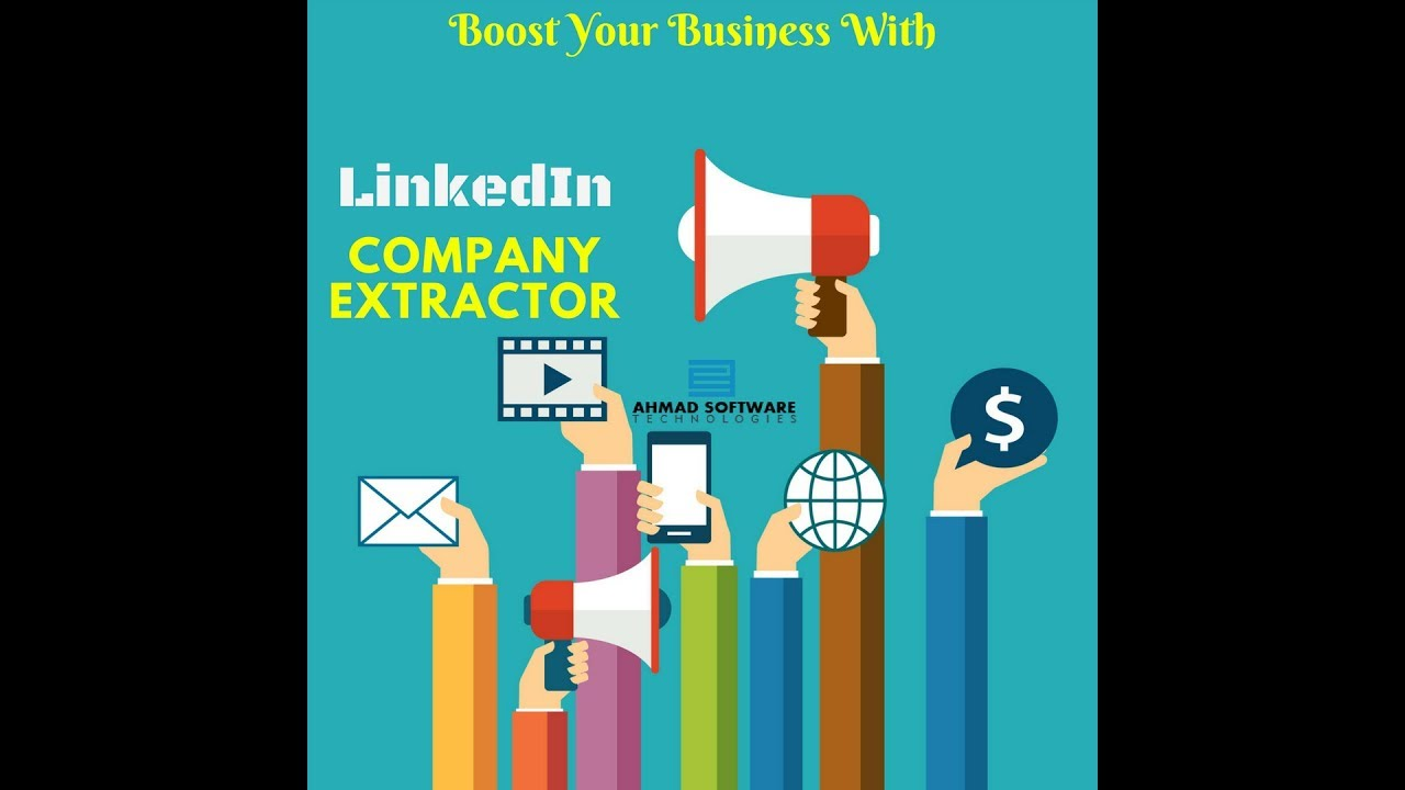 Linkedin Company Extractor Youtube