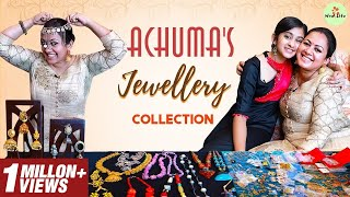 "Wow Life Presents ""Achuma's Jewellery Collection"" ft. Archana & Zaara #WowLife #JewelleryCollection"