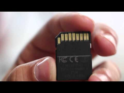 Expanding Storage (SD Memory) Hack via SD Card for Apple Macbook Pro