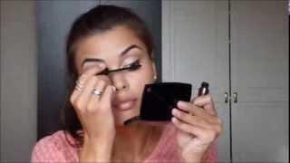 видео Макияж для карих глаз пошагово смуглая кожа