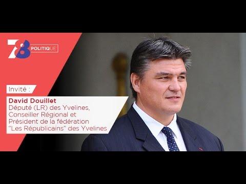 78 Politique – émission du 28 octobre 2016 avec David Douillet (LR)