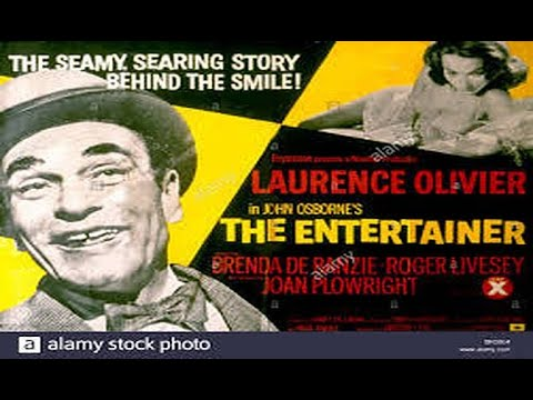 Download The Entertainer 1960 Movie review