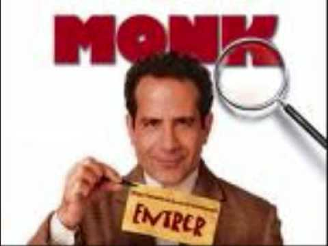 Mr.Monk tv show with theme song and lyrics
