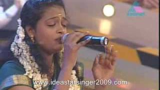Idea Star Singer Season 4 Stage 2, June 22 Preethi Warrier Anju Joseph Combination Round