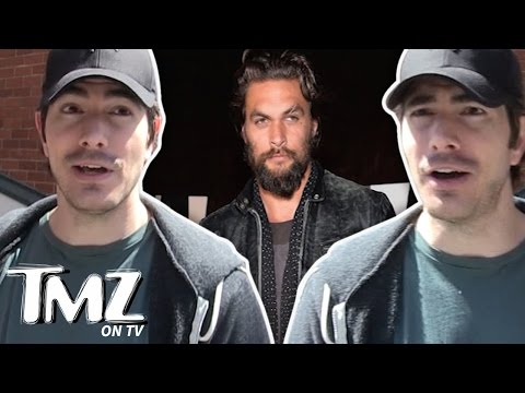 Brandon Routh: Will There Ever Be A Black Superman?  TMZ TV