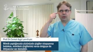 DOLGU MU BOTOKS MU?  | PROF.DR. CEMAL AYGIT