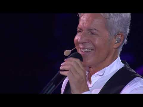 Amore Bello - Claudio Baglioni (Al Centro - Arena di Verona 2018)