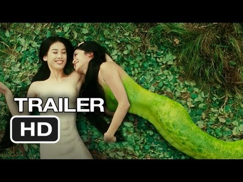 The Sorcerer and the White Snake Official Trailer #1 (2012) - Jet Li Movie HD thumbnail