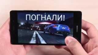 Huawei P8 Lite Тест Игр: Mortal Combat X, WOT Blitz, NFS No Limits,