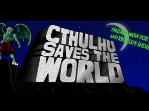 Cthulhu Saves the World: Official Trailer