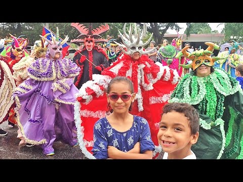 Carnaval de Ponce 2015