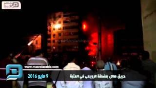 بالفيديو| تفاصيل ليلة من الجحيم في الرويعي
