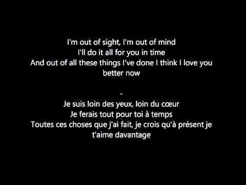 ed sheeran lego house(lyrics and traduction francaise)