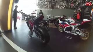 Liputan Dealer Honda Big Bike - Honda Big Wing [Yogyakarta] by KARS TV