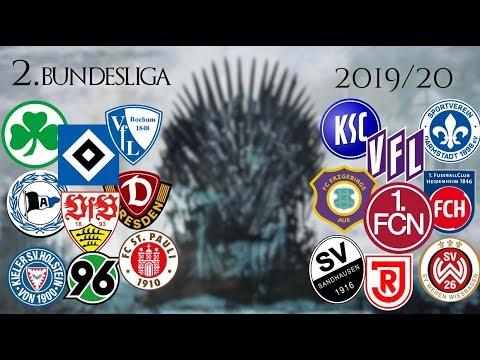 Es Geht Wieder Los 2 Bundesliga 2019 20