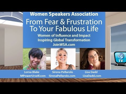 From Fear To Freedom & A Fabulous Life