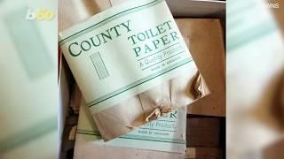 World War II Toilet Paper Will Go Under The Hammer
