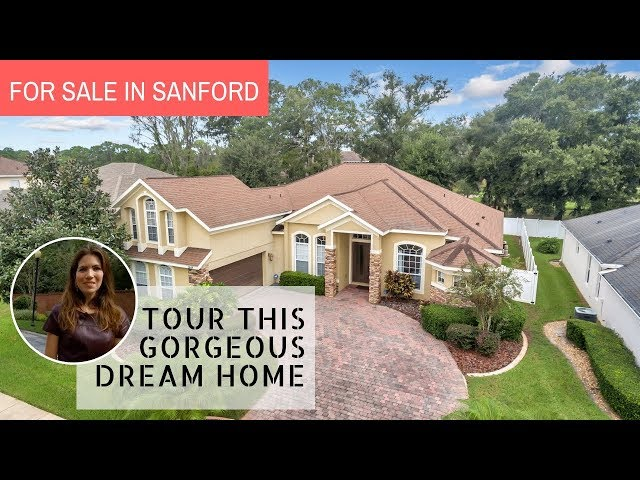 Home for Sale in Buckingham Estates Sanford FL