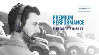 BlueParrott(블루패럿) B450 XT 제품 소…