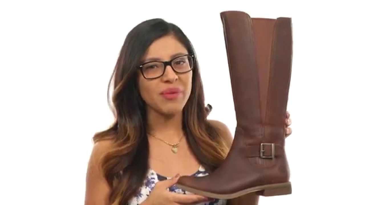 84e814521 Timberland Savin Hill Medium Shaft Tall Boot SKU:8557279 - YouTube