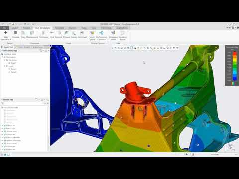 Creo Live Simulation : The Future Of Real Time Simulation Is Here!