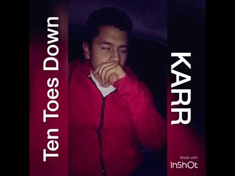 Ten toes down challenge (Spanish)- KARR (rap para ex)