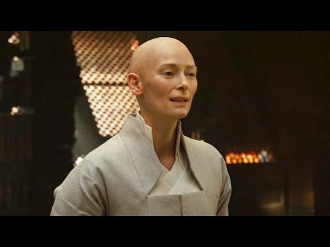 Marvel Responds To 'Doctor Strange' Casting Controversy