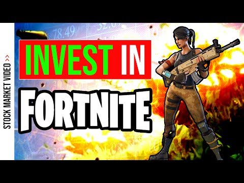 🎮 How to Invest in Fortnite! 🎮