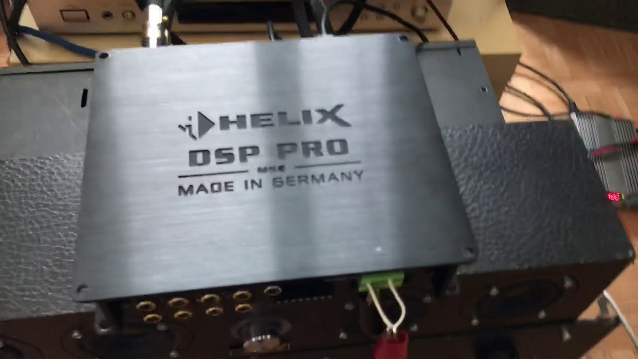 Helix Competition Car Audio Catalog from Germany Audiotec Fischer New and Rare