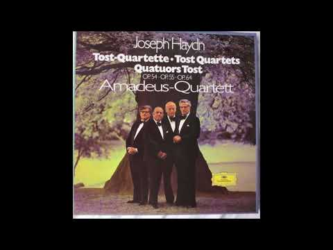 "Haydn - String quartet op.64 no 5 ""The Lark"""
