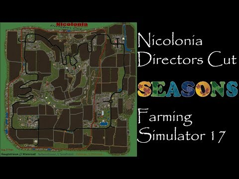 Farming Simulator 17 - First Impressions - Nicolonia DIrectors Cut