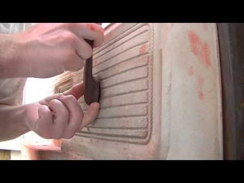 GM CAR AND TRUCK WINDOW CRANK REMOVAL