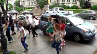 Spalding University Graduation 2013 Flash Mob