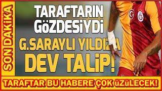 G.SARAY'IN YILDIZINA DEV KANCA! (Galatasaray Transfer Haberleri)