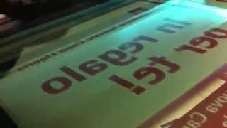 Stampa diretta su PVC Forex