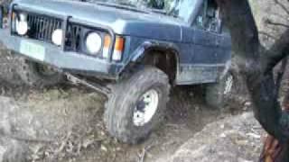 Range Rover Classic Hill Climb(, 2009-06-10T09:20:35.000Z)