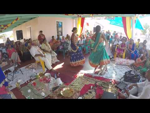 Aja & Aggie 50th Wedding Anniversary Dance (Guyana 2017)