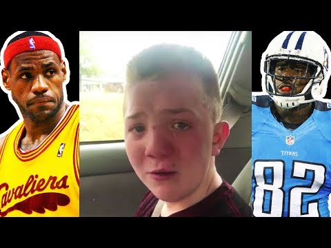 Athletes Respond To Heartbreaking Child Bullying Video
