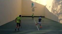 Raquet frontón campeonato nacional el campeón mundial pajarito parte 1
