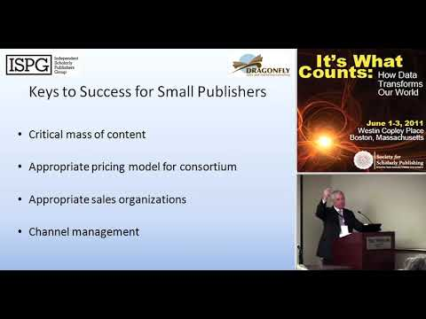 Independent Scholarly Publishers Group: A Case Study