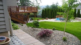 Natural Garden Design Backyard Landscaping Ideas