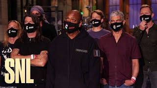 Dave Chappelle and Foo Fighters Make a Bold 2020 Prediction - SNL