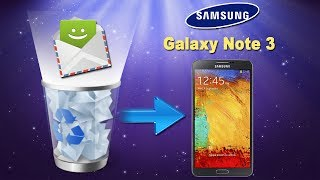 [Galaxy Note 3 Recovery]: How to Recover Deleted SMS Text Messages from Galaxy Note 3?