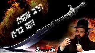 הרב יעקב בן חנן - חרב נוקמת נקם ברית