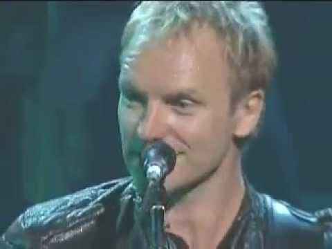 Sting (englishman In New York) - YouTube.FLV