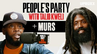 YouTube動画:Talib Kweli And Murs Talk White MCs, Gangs, And Lack Of Support For 'Conscious Rap' | People's Party