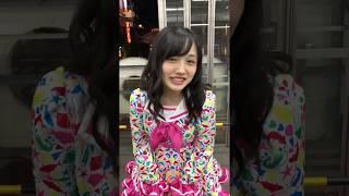 【4K画質】つりビット 安藤咲桜 1ショットムービー その1 2017年11月5日...