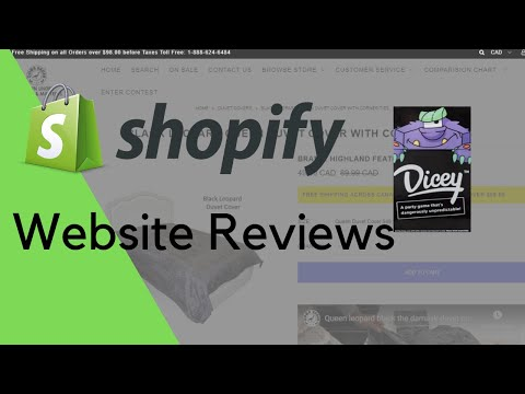 shopify-website-review-ii