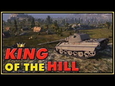 King of the Hill - E 50 M - World of Tanks Gameplay