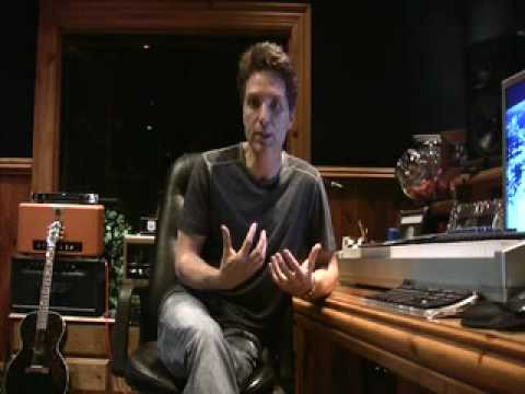 Richard Marx -  Don't Mean Nothing Video Commentary